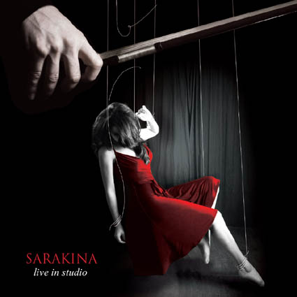 CD Sarakina live in studio